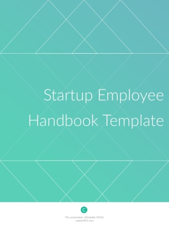 Startup cover